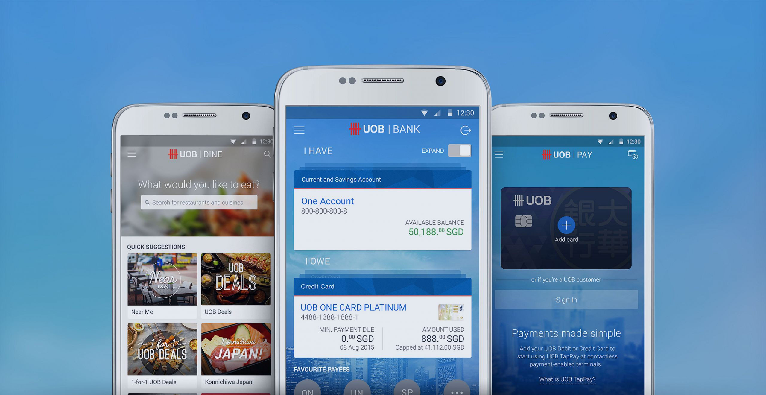 UOB Mighty App – United Overseas Bank